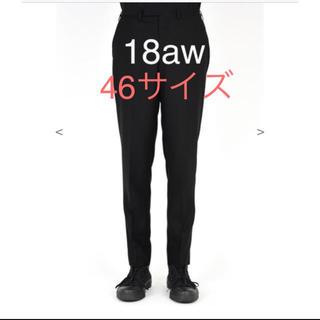 ラッドミュージシャン(LAD MUSICIAN)の18aw 定番スリムスラックス サイズ46(スラックス)