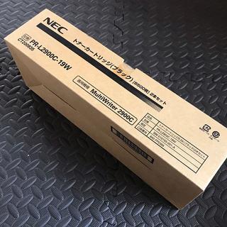 エヌイーシー(NEC)の【PR-L2900C-19W】大容量トナー(2本セット)(オフィス用品一般)