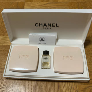 CHANEL - CHANEL 石鹸 &香水セット