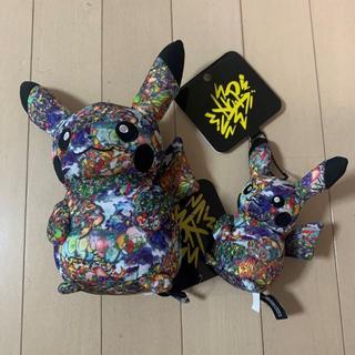 渋谷パルコ限定 ポケモンセンター ピカチュウ ぬいぐるみ pokemon c