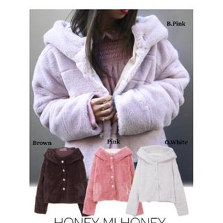 Honey mi Honey - Honey mi Honey ♥︎エコファーコート