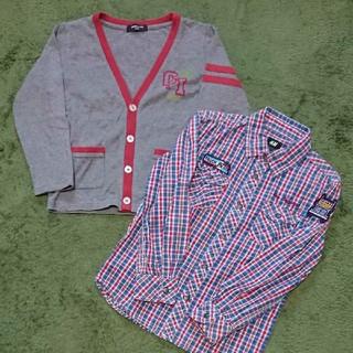 コムサイズム(COMME CA ISM)の120cm☆男の子の子供服セット(その他)