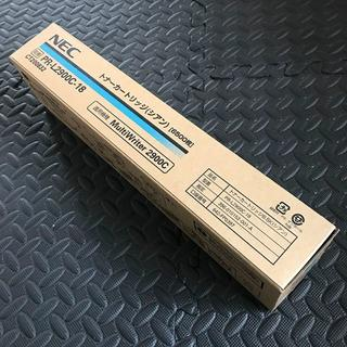 エヌイーシー(NEC)の【PR-L2900C-18】大容量トナー(シアン)(オフィス用品一般)