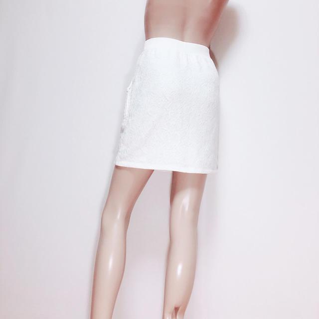 MERCURYDUO(マーキュリーデュオ)のMERCURY DUO レース スカート♡ロイヤルパーティー DURAS レディースのスカート(ミニスカート)の商品写真
