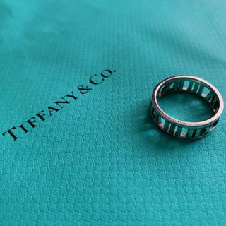 ティファニー(Tiffany & Co.)のTiffany& Co. アトラスオープンリング(リング(指輪))