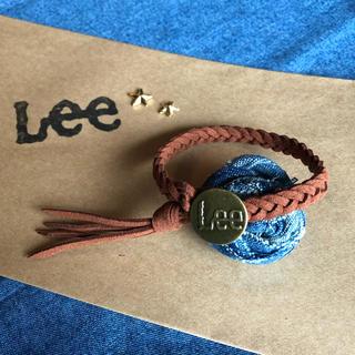 Lee - カジュアルStyleブレスレット(Leeブラウン)