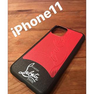 Christian Louboutin - クリスチャンルブタン iPhone11 ケース Louboutin