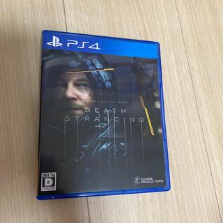 PlayStation4 - デスストランディング DEATH STRANDING