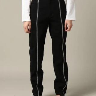 JOHN LAWRENCE SULLIVAN - brashy studio zip pants