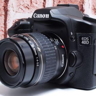 Canon - ★美品★Canon EOS 40D レンズセット