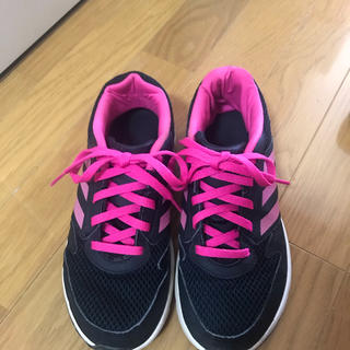 adidas - 22.0㎝☆adidas運動靴