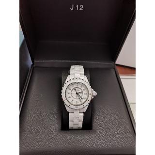 CHANEL - シャネル J12時計 Chanel