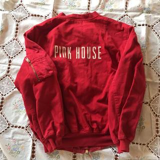 ピンクハウス(PINK HOUSE)のピンクハウス リバーシブル ブルゾン(ブルゾン)