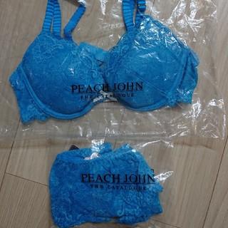 PEACH JOHN - ピーチ・ジョン ブラ&ショーツセット