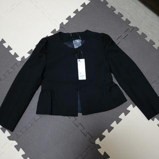 ジーユー(GU)の新品タグつきGUフォーマルジャケット140センチ(ドレス/フォーマル)