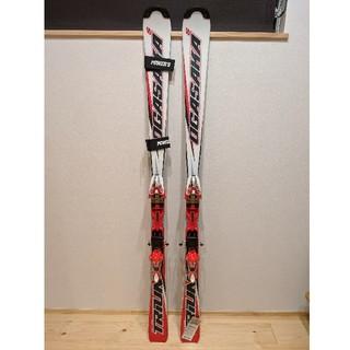 OGASAKA - オガサカ 未使用スキー板 ビンディング付 157cm