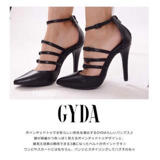 ジェイダ(GYDA)のGYDA ストラップパンプス(ハイヒール/パンプス)