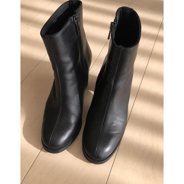 Spick and Span(スピックアンドスパン)のポンポン様 Spick and Span エネス ショートブーツ 37 レディースの靴/シューズ(ブーツ)の商品写真