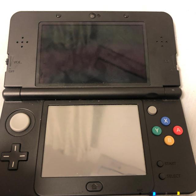 ニンテンドー3DS(ニンテンドー3DS)の任天堂3DS エンタメ/ホビーのゲームソフト/ゲーム機本体(携帯用ゲーム機本体)の商品写真