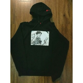 Supreme - AKIRA Supreme Arm Hooded Sweatshirt