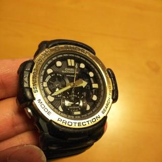 ジーショック(G-SHOCK)の【ジャンク品】G-SHOCK ガルフマスター GN-1000GB(腕時計(アナログ))
