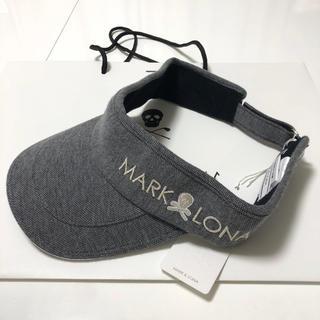 MARK&LONA - 新品★ MARK&LONA バイザー 定番 サンバイザー マークアンドロナ