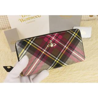 Vivienne Westwood - Vivienne Westwood 財布 長財布 小銭入れ 大容量