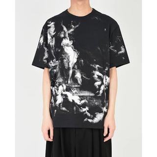 ラッドミュージシャン(LAD MUSICIAN)のLAD MUSICIAN 19ss エンジェルビッグTシャツ(Tシャツ/カットソー(半袖/袖なし))