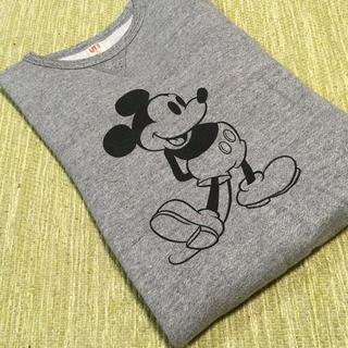 Disney - ミッキー シンプルトレーナー♪