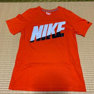 ナイキ(NIKE)のナイキ Tシャツ オレンジ(Tシャツ/カットソー(半袖/袖なし))