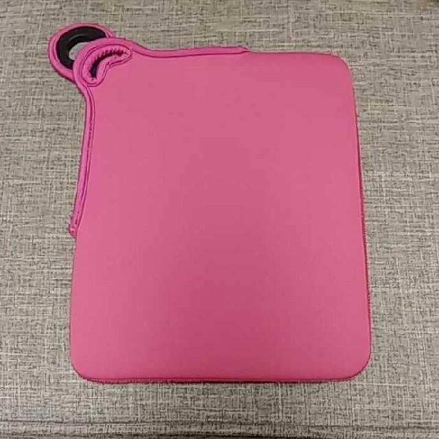 ELECOM(エレコム)のELECOM タブレットケース ピンク色 スマホ/家電/カメラのPC/タブレット(PC周辺機器)の商品写真
