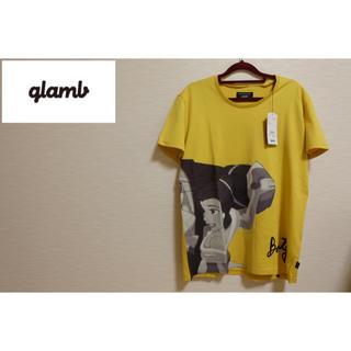 グラム(glamb)の☆【未使用】glamb/グラム ハーフスリーブTシャツ GB17SM/BB02(Tシャツ/カットソー(半袖/袖なし))