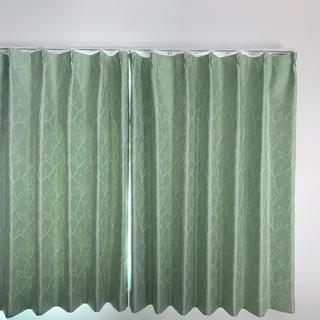 ニトリ - ニトリ カーテン 100×110×2