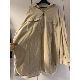 スナイデル(snidel)のスナイデル ビックシルエットシャツ(シャツ/ブラウス(半袖/袖なし))