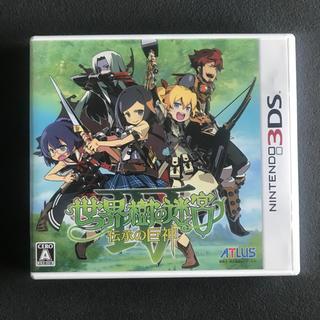 ニンテンドー3DS - 世界樹の迷宮 伝承の巨神 3DS