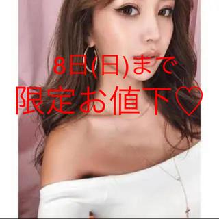 エイミーイストワール(eimy istoire)のエイミー♡GPストーンクロスネックレス♡(ネックレス)