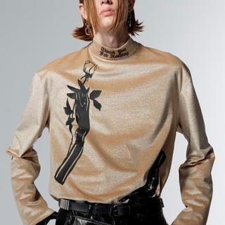 JOHN LAWRENCE SULLIVAN - yoikadakada Tattoo T-shirt/Beige