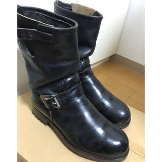 レッドウィング(REDWING)のレア REDWING レッドウィング 2268 ブーツ PT83 6D 茶芯(ブーツ)