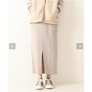 Spick and Span - 19AW人気完売スムースポケットタイトスカート