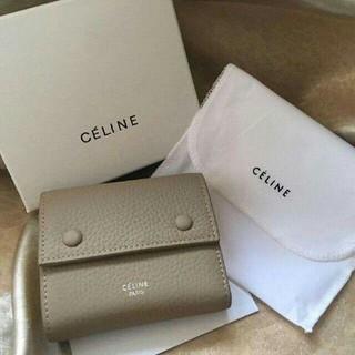 celine - セリーヌ 折り財布 男女兼用