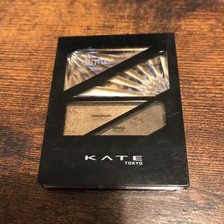 KATE - KATE ダークナイトグロウ アイシャドウ BR-1