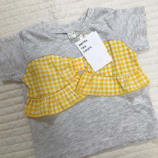 エフオーキッズ(F.O.KIDS)のアプレレクール Tシャツ 新品未使用(Tシャツ)