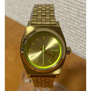 ニクソン(NIXON)の【良品】NIXON ニクソン フルメタル 時計(腕時計(アナログ))