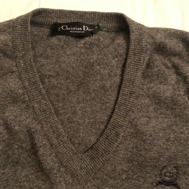 Christian Dior(クリスチャンディオール)のDior ディオール ニット メンズのトップス(ニット/セーター)の商品写真