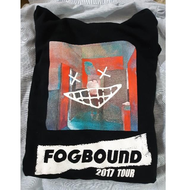 米津玄師 FOGBOUND TOUR  パーカー エンタメ/ホビーのタレントグッズ(ミュージシャン)の商品写真
