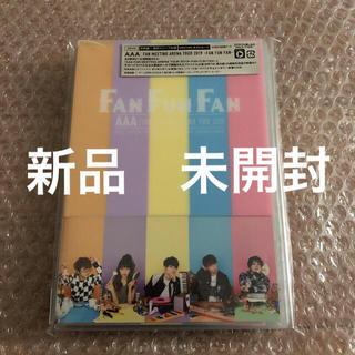 AAA - 新品 AAA/AAA FAN MEETING ARENA TOUR 2019