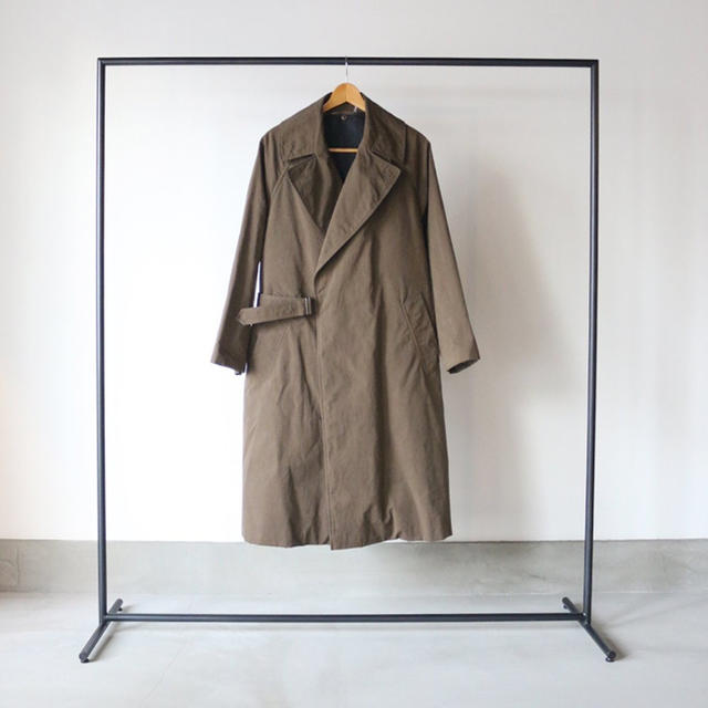 COMOLI(コモリ)の comoli タイロッケンコート サイズ3 メンズのジャケット/アウター(トレンチコート)の商品写真