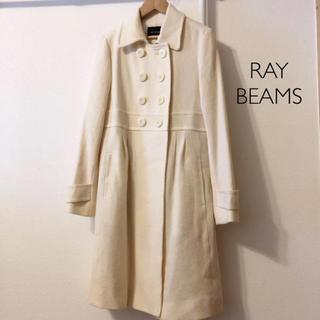 ビームス(BEAMS)の【秋冬物】RAY BEAMS⭐️きれいめ デザイン ロングコート レディース(ロングコート)