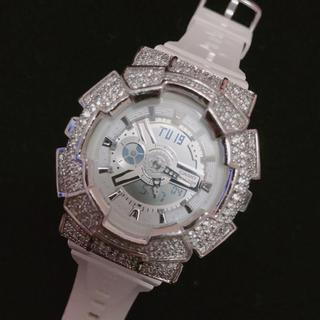 ベビージー(Baby-G)のCASIO baby-G 腕時計 カスタム G-SHOCK(腕時計(デジタル))