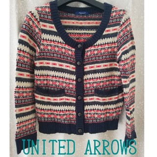 UNITED ARROWS - UNITED ARROWS ニット